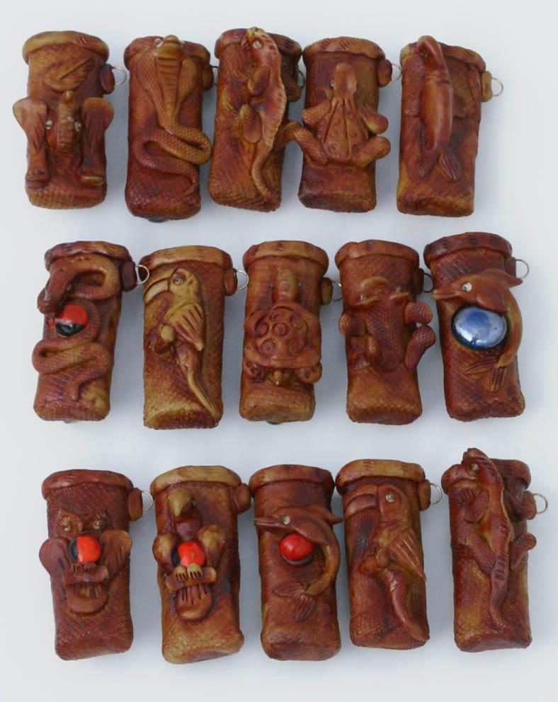 Чехлы для зажигалок своими руками