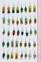Кристальные сережки