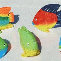 Статуэтка рыбы