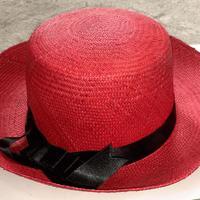 Шляпа коралл