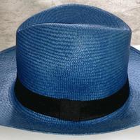 Шляпа тёмно-синяя