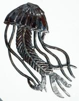 Скульптура медузы