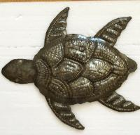 Маленькая морская черепаха