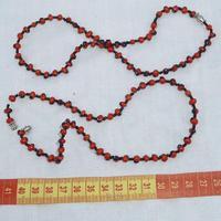 Ожерелья из семян