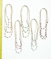 Ожерелья из бамбука