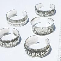 Большие металлические браслеты