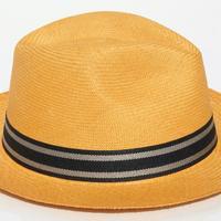 Шляпа оранжевая