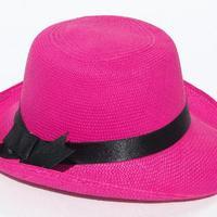 Шляпа пурпурная