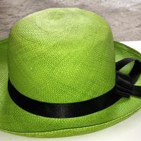 Шляпа зелёная