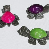 Черепашки из мрамора