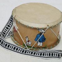 Индейский барабан