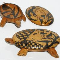 Тарелка-черепаха