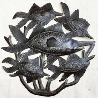Рыбное украшение
