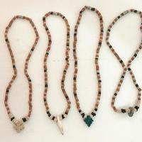 Ожерелья из камней