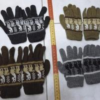 Мягкие детские перчатки