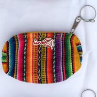 Кошелёк-баночка из Перу