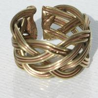 Кольца из металла