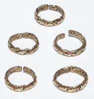 Тибетские кольца
